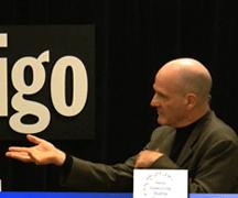 """Heather Reisman """"In Conversation"""" with Grant McCracken at Indigo Books & Music"""