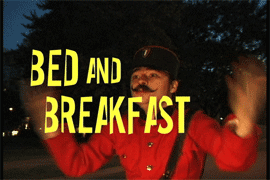 Spookey Ruben: Bed and Breakfast (EPK)