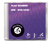 Play Records – EPK-DVD